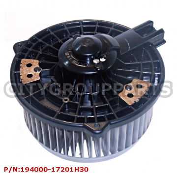 HONDA ACCORD MK7 2003 TO 2007 HEATER BLOWER MOTOR FAN 194000-1720 1H30